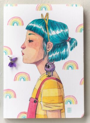 CUADERNO CUQUILAND ESTHER GILI JUN