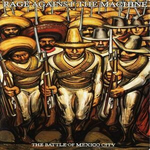 THE BATTLE OF MEXICO CITY RSD 2021