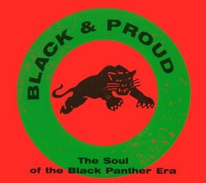 BLACK & PROUD. THE SOUL OF THE BLACK PANTHER ERA