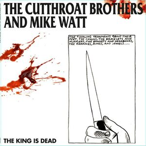 THE KING IS DEAD (SPLATTER LP RSD 2021)