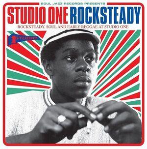 STUDIO ONE ROCKSTEADY (2LP)
