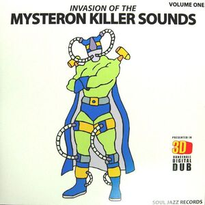 INVASION OF THE MYSTERON KILLER SOUNDS VOL 1