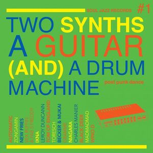TWO SYNTHS, A GUITAR (AND) A DRUM MACHINE