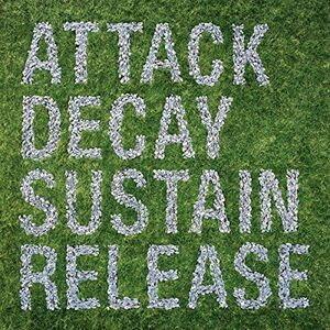ATTACK DECAY SUSTAIN RELEASE (REMASTERED) 2LP