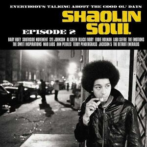 SHAOLIN SOUL EPISODE 2. 2LP + CD