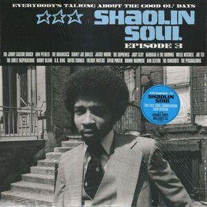 SHAOLIN SOUL EPISODE 3. 2LP + CD
