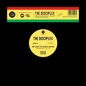 RETURN TO ADDIS ABABA/FEARLESS (RSD 2021)
