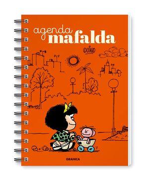 AGENDA  MAFALDA PERPETUA - MAFALDA MUÑECA