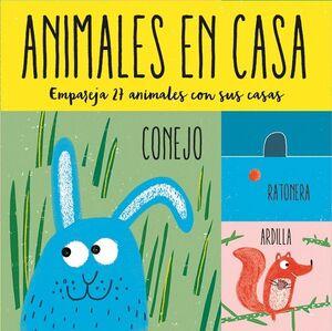 ANIMALES EN CASA