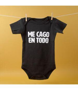 BODY BEBE ME CAGO EN TODO