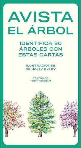 AVISTA EL ÁRBOL. IDENTIFICA 30 ÁRBOLES CON ESTAS CARTAS