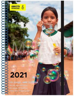 AGENDA 2021 AMNISTÍA INTERNACIONAL