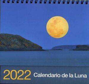 2022 CALENDARIO DE LA LUNA