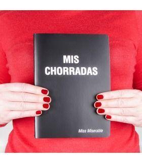 CUADERNO MIS CHORRADAS