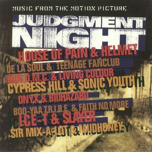 JUDGEMENT NIGHT ORIGINAL SOUNDTRACK