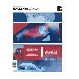 BALLENA BLANCA 25 - CÓMIC Y MEDIO AMBIENTE