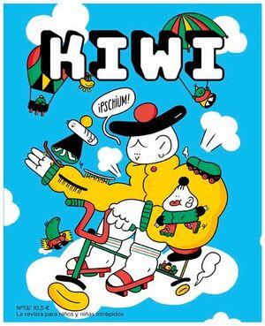 KIWI 13 - ¡PSCHIUM!