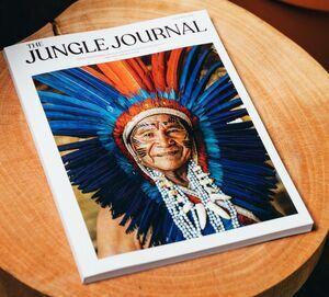 THE JUNGLE JOURNAL VOLUMEN UNO