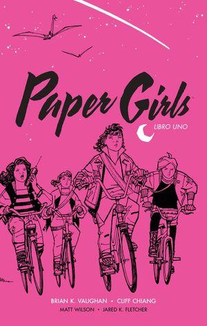 PAPER GIRLS INTEGRAL Nº 01/02