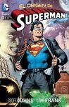 EL ORÍGEN DE SUPERMAN