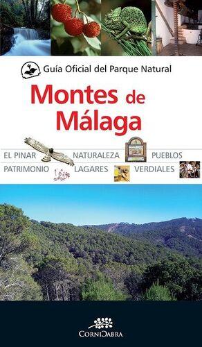 GUÍA OF. PARQUE NATURAL MONTES DE MÁLAGA