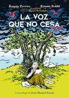 LA VOZ QUE NO CESA. VIDA DE MIGUEL HERNÁNDEZ
