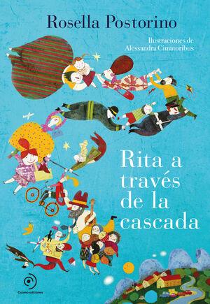 RITA A TRAVÉS DE LA CASCADA