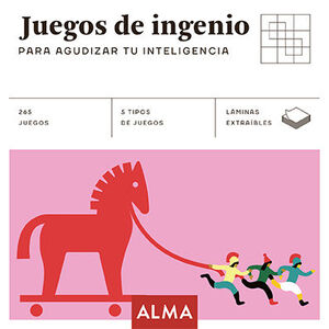 JUEGOS DE INGENIO PARA AGUDIZAR TU INTELIGENCIA
