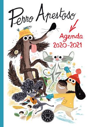 AGENDA PERRO APESTOSO 2020-2021