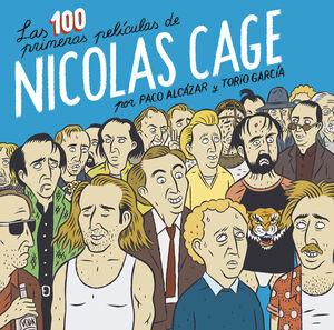 LAS 100 PRIMERAS PELÍCULAS DE NICOLAS CAGE
