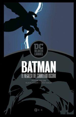 BATMAN: EL REGRESO DEL CABALLERO OSCURO – EDICIÓN DC BLACK LABEL (2A EDICIÓN)