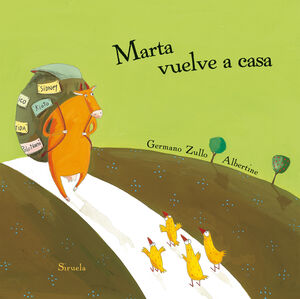 MARTA VUELVE A CASA