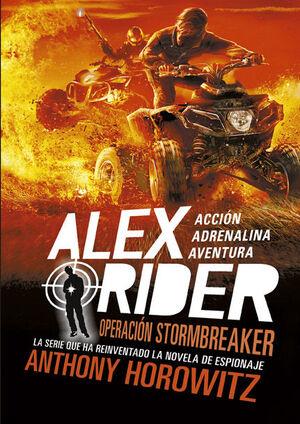 ALEX RIDER 1. OPERACIÓN STORMBREAKER