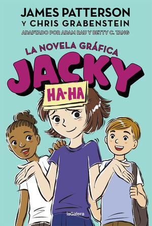 JACKY HA-HA 3. LA NOVELA GRÁFICA