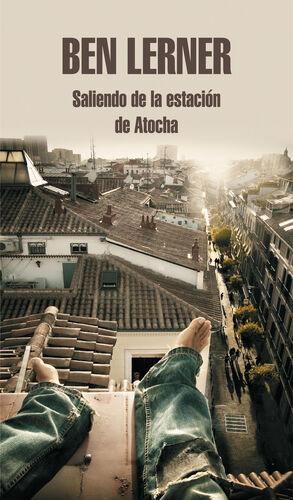 SALIENDO DE LA ESTACIÓN DE ATOCHA