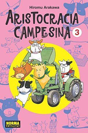 ARISTOCRACIA CAMPESINA 3