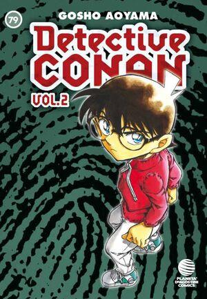 DETECTIVE CONAN II Nº 79