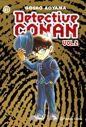 DETECTIVE CONAN II Nº 81