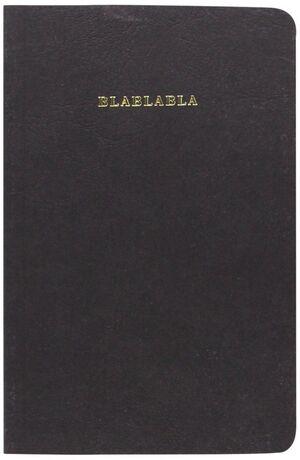 BLABLABLA [GÉNESIS]