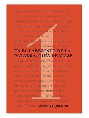 EN EL LABERINTO DE LA PALABRA