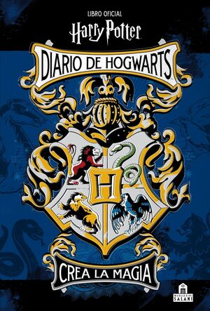 HARRY POTTER DIARIO DE HOGWARTS 2ªED