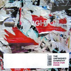 ROCK FOR FOOD CD