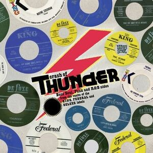 CRASH OF THUNDER CD
