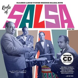 ROOTS OF SALSA VOLUME THREE