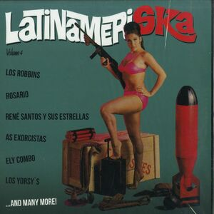 LATINAMERISKA VOLUME 4