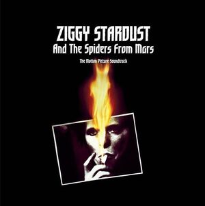 ZIGGY STARDUST AND THE SPIDERS FROM MARS OST