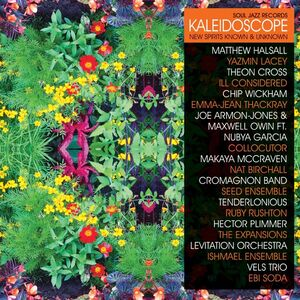 KALEIDOSCOPE. NEW SPIRITS KNOWN & UNKNOWN. 3LP+7