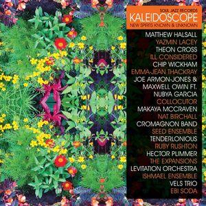 KALEIDOSCOPE. NEW SPIRITS KNOWN & UNKNOWN. 3LP+7