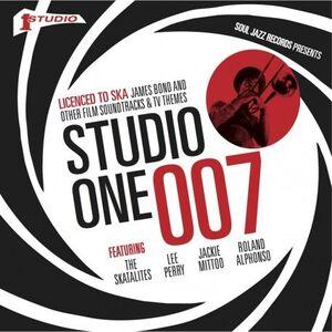 STUDIO ONE 007. LICENSED TO SKA BOX SET 5 X 7