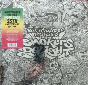 SMOKERS DELIGHT 25TH ANNIVERSARY EDITION COLOR 2LP